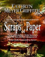 Scraps of Paper (The First Spookie Town Murder Mystery Book 1) - Book Cover