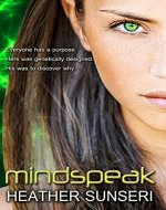 Mindspeak (The Mindspeak Series Book 1) - Book Cover