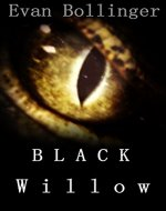 Black Willow: A Disturbing Short Story - Book Cover