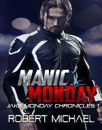 Manic Monday - Book Cover