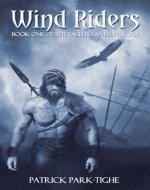 Wind Riders, Book One of the Fallen Lands Trilogy - Book Cover