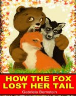 How the fox lost her tail - Book Cover