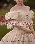 The Red Choker (The Cracked Slipper Series) - Book Cover