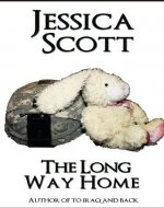 The Long Way Home: One Mom's Journey Home From War - Book Cover