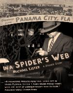 """In a Spider's Web — a Jimmy """"Soldier"""" Riley short story (Soldier Mysteries) - Book Cover"""