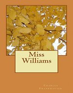 Miss Williams - A memoir - Book Cover