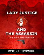 Lady Justice and the Assassin - Book Cover