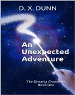 An Unexpected Adventure (The Distania Chronicles) - Book Cover