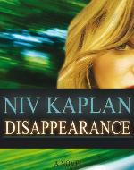 Disappearance (A Mystery and Espionage Thriller) - Book Cover