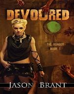 Devoured (The Hunger) - Book Cover