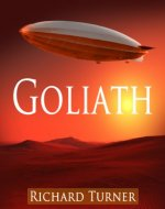 Goliath (A Ryan Mitchell Thriller Book 1) - Book Cover