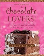 Dessert Recipes for Chocolate Lovers. - Book Cover