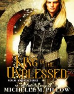 King of the Unblessed (Realm Immortal Series Book 1) - Book Cover