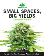 Small Spaces, Big Yields (MJAdvisor) - Book Cover