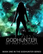 Godhunter (The Godhunter) - Book Cover