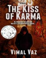 The Kiss of Karma - Book Cover