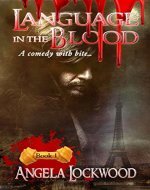 Language in the blood: Book 1 - Book Cover