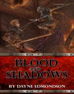 Blood and Shadows (The Saga of the Seven Stars Book 1) - Book Cover