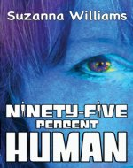 Ninety-five percent Human - Book Cover