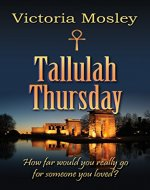 Tallulah Thursday (Book 1 in the Mystic series) - Book Cover