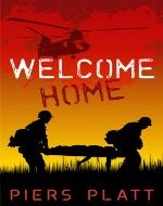 Welcome Home: A Short Story of the Vietnam War - Book Cover