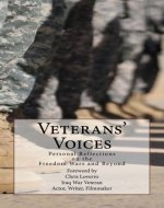 Veterans' Voices: Personal Reflections on the Freedom Wars and Beyond - Book Cover