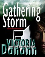Gathering Storm (Knights of Black Swan Book 5) - Book Cover