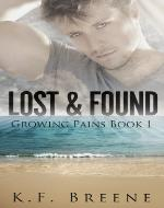 Lost and Found (Growing Pains #1) - Book Cover