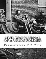 Civil War Journal of a Union Soldier - Book Cover