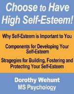 Choose to Have High Self-Esteeem