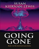 Going Gone (The Irish End Games Book 2) - Book Cover