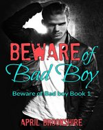 Beware of Bad Boy - Book Cover