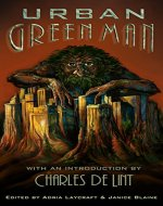 Urban Green Man: An Archetype of Renewal - Book Cover