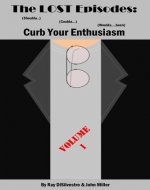 The LOST EPISODES: Curb Your Enthusiasm - Book Cover