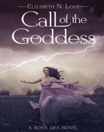 Call of the Goddess (Stormflies Book 1) - Book Cover