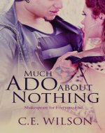 Much Ado About Nothing (Shakespeare for Everyone Else Book 1) - Book Cover