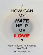 How Can My Hate Help Me Love: How To Build The Feelings You Want - Book Cover