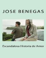 Escandalosa historia de amor (Spanish Edition) - Book Cover