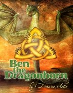 Ben the Dragonborn (The Six Worlds Book 1) - Book Cover