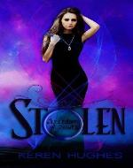 Stolen (Freedom of Souls) - Book Cover
