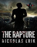 The Rapture: A Sci-Fi Novel - Book Cover