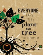 If Everyone Knew Every Plant And Tree