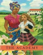 The Academy: Sequel to The Bride Price---Girls' Education and Romance in Africa (The Chitundu Chronicles) - Book Cover