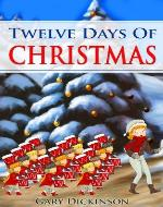 Twelve Days Of Christmas - Book Cover
