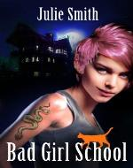 Bad Girl School - Book Cover