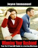 Winning Your Husband: Your Do It Yourself Guide to a Lasting Marriage - Book Cover