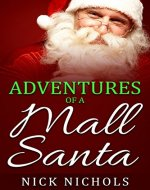Adventures of a Mall Santa - Book Cover