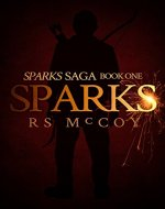 Sparks - Book Cover