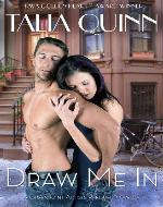 Draw Me In (Greenpoint Artists) - Book Cover