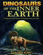 Dinosaurs of the Inner Earth - Book Cover